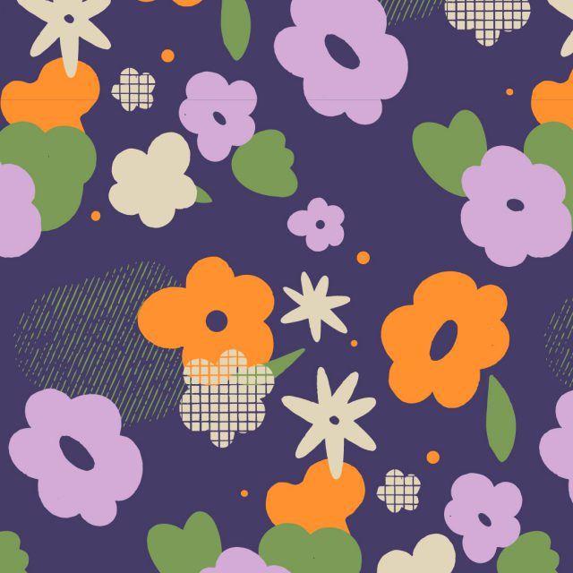 Pattern Magia Floral